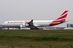 Airbus A340-313X Air Mauritius 3B-NBD