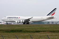 Boeing 747-428 Air France F-GITI