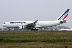 Airbus A330-203 Air France F-GZCA
