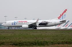 Boeing 737-85P Air Europa EC-JNF