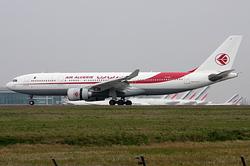 Airbus A330-202 Air Algérie 7T-VJV