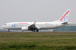 Boeing 737-85P Air Europa EC-JHL