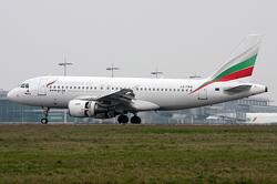Airbus A319-112 Bulgaria Air LZ-FBB