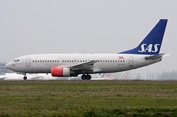 Boeing 737-783 Scandinavian Airlines (SAS) LN-RNO