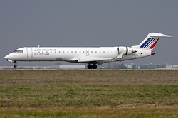 Bombardier CRJ-700 (Canadair CL-600-2C10 Regional Jet) Brit Air F-GRZN