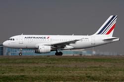 Airbus A319-111 Air France F-GRHL