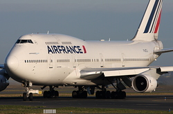 Boeing 747-428 Air France F-GITJ