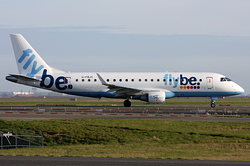 Embraer ERJ-175STD Flybe G-FBJC