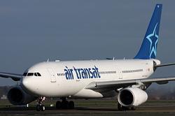 Airbus A330-243 Air Transat C-GPTS