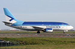 Boeing 737-5L9 Estonian Air ES-ABL