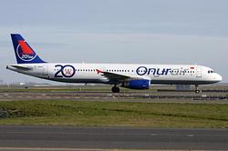 Airbus A321-231 Onur Air TC-OAN