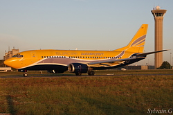 Boeing 737-39M/QC Europe Airpost F-GIXT