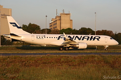 Embraer ERJ-190-100LR 190LR Finnair OH-LKG