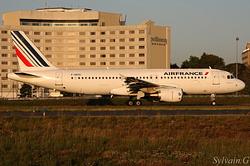 Airbus A320-214 Air France F-HEPD