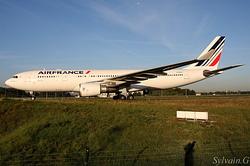 Airbus A330-203Air France F-GZCN