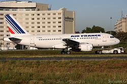 Airbus A319-111 Air France F-GRXK