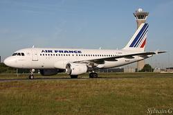 Airbus A319-111 Air France F-GRHH