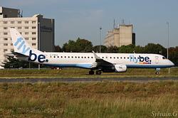 Embraer ERJ-195LR Flybe G-FBEG