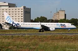 Embraer ERJ-195LR Flybe G-FBEC