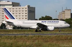 Airbus A319-111 Air France F-GRHY