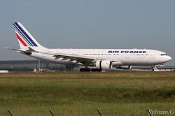 Airbus A330-203 Air France F-GZCD