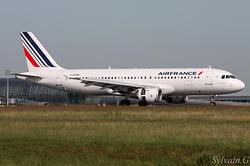 Airbus A320-211 Air France F-GFKM