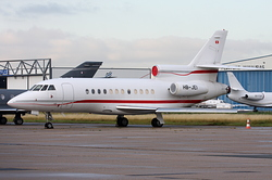 Dassault Falcon 900 Diamair AG HB-JEI