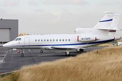 Dassault Falcon 900EX Wells Fargo Bank Northwest N170PF