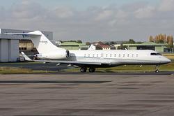 Bombardier BD-700-1A10 Global Express Bollore SA F-GVML