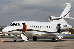 Dassault Falcon 900EX-EASy TAG Aviation (UK) G-EVGO