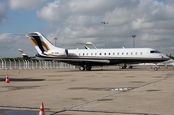 Bombardier BD-700 1A10 Global Express XRS VP-CZK