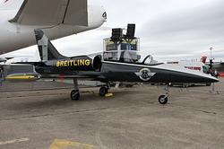 Aero L-39C Albatros Breitling Jet Team ES-YLX