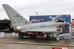 Eurofighter EF-2000 Typhoon S Italy Air Force MM7312 / 36-34