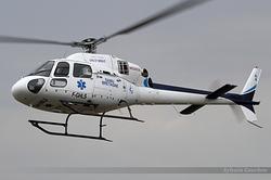 Aérospatiale AS-355N Ecureuil 2 Mont Blanc Hélicoptères F-GHLS