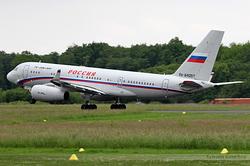 Tupolev Tu-204-300 Russia State Transport Company RA-64057