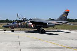 Dassault Alpha Jet E Armée de l'Air E89 / 118-LX