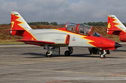 CASA C-101 Aviojet Spain Air Force E.25-14 / 79-14 / 7