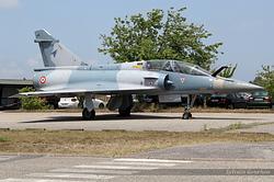 Dassault Mirage 2000B Centre d'Essais en Vol (CEV) 504
