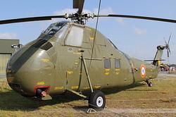 Sikorsky H-34A Armée de l'Air SA154 / 68-DI