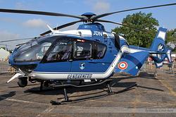 Eurocopter EC 135 T2 Gendarmerie Nationale F-MJDN