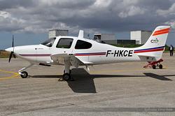 Cirrus SR 22 Marine Nationale 2187 / F-HKCE