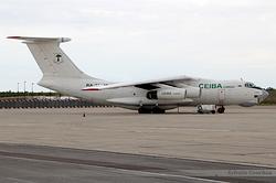 Ilyushin Il-76TD Ceiba Cargo RA-76446