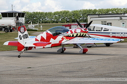 Extra EA.300/L Power Aerobatics G-IIDI