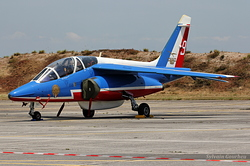 Dassault Alpha Jet E Armée de l'Air 163 / F-TERB / 9