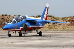 Dassault Alpha Jet E Armée de l'Air 73 / F-TENE / 6