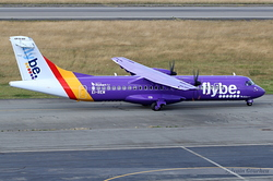 ATR-72-500 FlyBe (Stobart Air) EI-REM