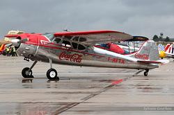 Cessna 195 Foug'Air F-AYTX