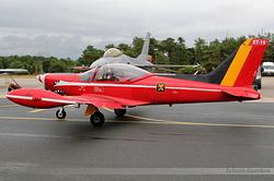 SIAI-Marchetti SF.260M Belgium Air Force ST-15