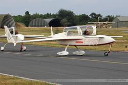Rutan 33 VariEze Patrouille REVA F-PREV