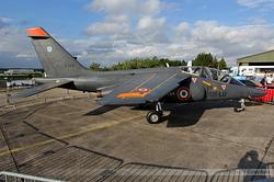 Dassault Alpha Jet E Armée de l'Air E148 / 705-LU